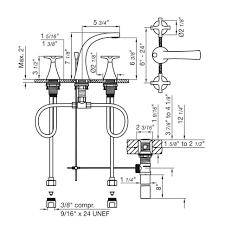 kohler kitchen faucet replacement parts faucet design widespread lavatory faucet with pop up alesia plus
