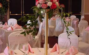 table wedding centerpieces without flowers b awesome wedding