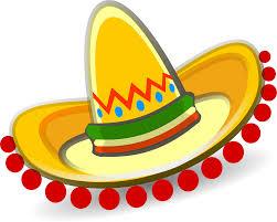 Cartoon Mexican Flag Mexican Sombrero Clipart Clipart Collection Mexican Sombrero