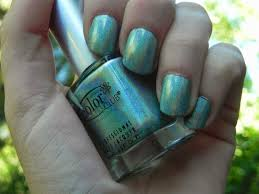Do You Like This Color by Smart N Snazzy My Mani Holographic