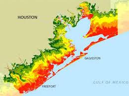 houston event map hurricanes swlot