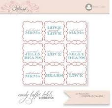 Candy Labels For Candy Buffet by 88 Best Candy Buffet Table Images On Pinterest Candy Buffet