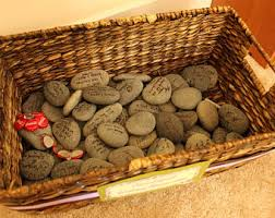 signing stones for wedding wishing sign etsy