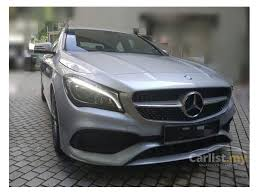 best mercedes coupe mercedes cla200 2017 amg 1 6 in selangor automatic coupe