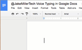Google Docs Table Docs U2013 Jake Miller