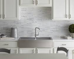 Best Kitchen Backsplash Images On Pinterest Backsplash - Gray backsplash