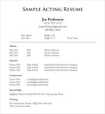 exle basic resume here are excel resume template resume template excel senior level