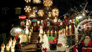 Dyker Heights Christmas Lights A Guide To The Lights Of Dyker Heights Brooklyn U0027s U0027star War U0027s Ice