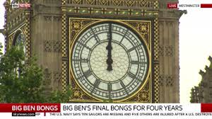 big ben could have its bong back sooner than expected uk news