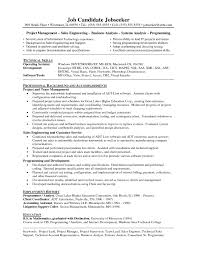 Best Resume Sample Project Manager by Sample Resume Team Leader Recent College Graduate Cover Letter