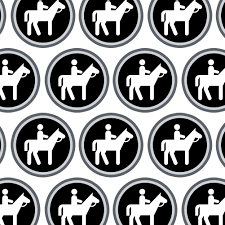 black gift wrapping paper roll premium gift wrap wrapping paper roll horses ebay