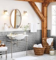 158 Best Beautiful Baths Images Beaded Oval Mirror Rejuvenation