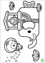 octonaut coloring pages octonauts coloring page 5725 bestofcoloring com