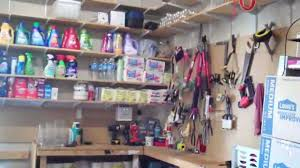 garage organization ideas youtube