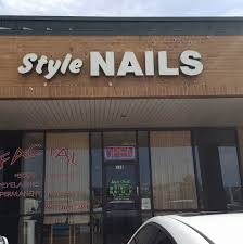 style nails home facebook