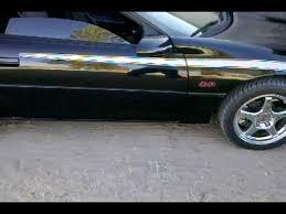 99 black camaro camaro ss 99 black with hockey stripe