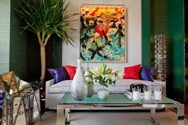 Interior Decorating Wall Art - Modern art interior design