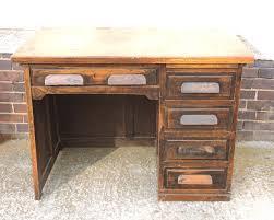 ancien bureau ancien bureau de comptable en bois