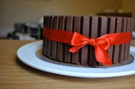 kitkat maltesers chocolate cake the baking medic