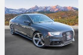 audi colorado springs used audi rs 5 for sale in colorado springs co edmunds