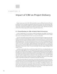 Resume Government Jobs by Chapter 3 Impact Of Cim On Project Delivery Civil Integrated