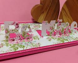 cool valentines cards to make make a fabulous handmade pop up val the craft blog