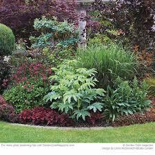 using texture in the garden the garden glove
