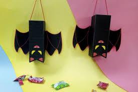 diy halloween bat favor 3d papercraft design bundles