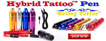 solong tattoo professional bishop style new rotary tattoo machine