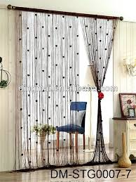 Beaded Window Curtains String Curtains Design String Curtain Beaded Window Curtain