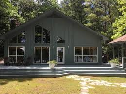 lake home airbnb 7 lake houses to rent on airbnb condé nast traveler