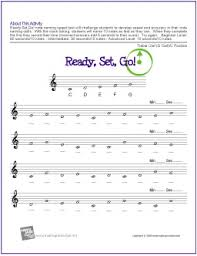 awesome collection of note reading practice worksheets with free