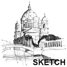 travel sketches maparch