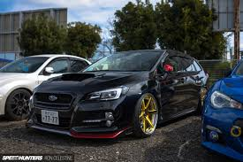 pimped subaru forester parking lot hunting a levorg sti sport speedhunters