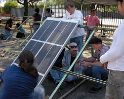 solar power outreach training solar photovoltaics non profit