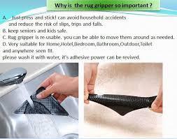 Corner Rug Grippers Shenzhen Furniture Sticky Material Non Slip Rug Corner Grippers