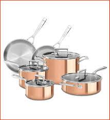 ustensile de cuisine en cuivre batterie de cuisine cuivre professionnelle ustensiles de