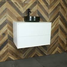 phoenix wall mount vanity cabinet without top 750mm highgrove