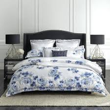 duvet covers floral navy quilt cover set by hibiscus duvet uk