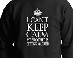 wedding quotes keep calm married my etsy