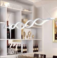 Led Pendant Lights Kitchen by Two Wave 36 Watt Led Light Fixture Modern Place Led Lighting