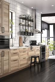 ikea wood kitchen cabinets home furniture décor outdoors shop kitchen