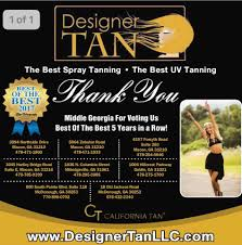 Spray Tan That Lasts A Month Designer Tan Home Facebook
