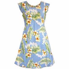 blue shirts u0026 dresses hawaiian clothing style lavahut