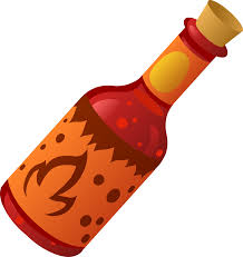 clipart food n fizzy sauce