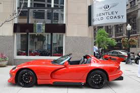 dodge viper rt10 1995 dodge viper rt 10 stock 01174 for sale near chicago il