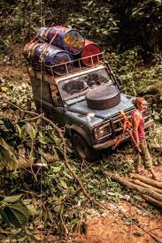 land rover jungle crossing the congo over land and water in a hard place amazon co