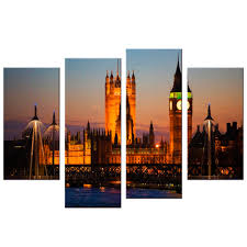online buy wholesale wall art london large from china wall art