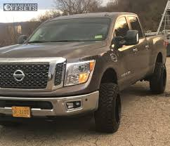 titan nissan 2016 2016 nissan titan xd vision rage rough country suspension lift 25in