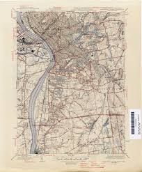 Springfield Map Connecticut Historical Topographic Maps Perry Castañeda Map